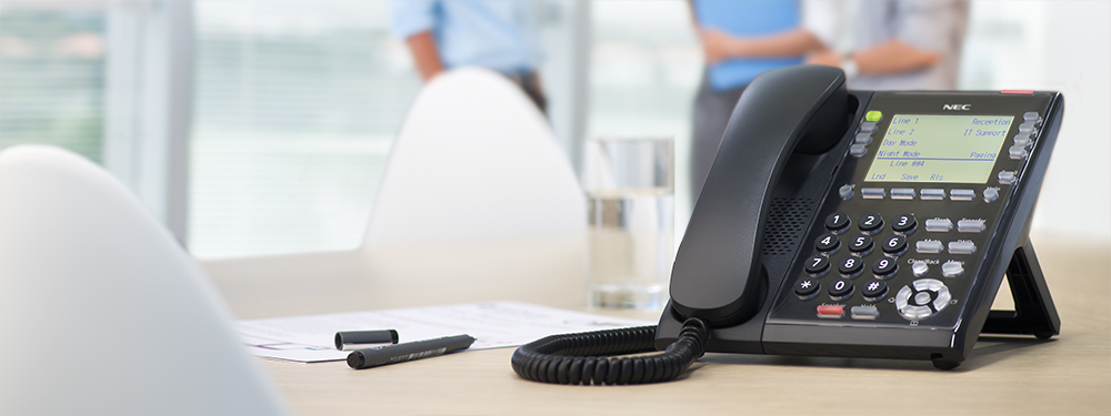 NEC SL2100 VoIP Phone