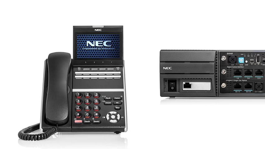 NEC-Univerge-SV9100