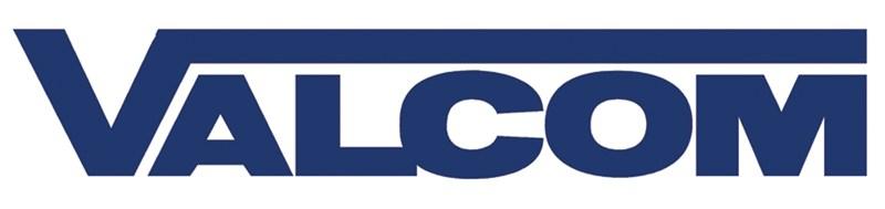 Valcom Logo