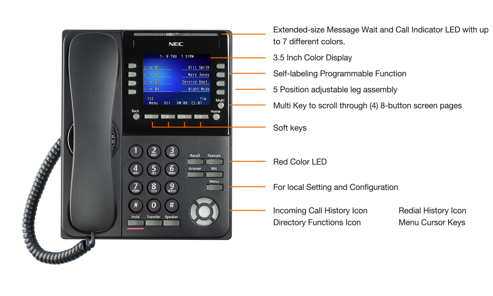 sl2100-GT920-phone-features-buttons